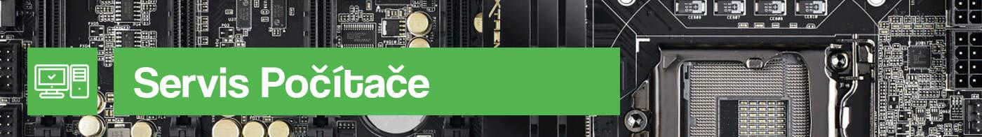 opravy a servis počítačů